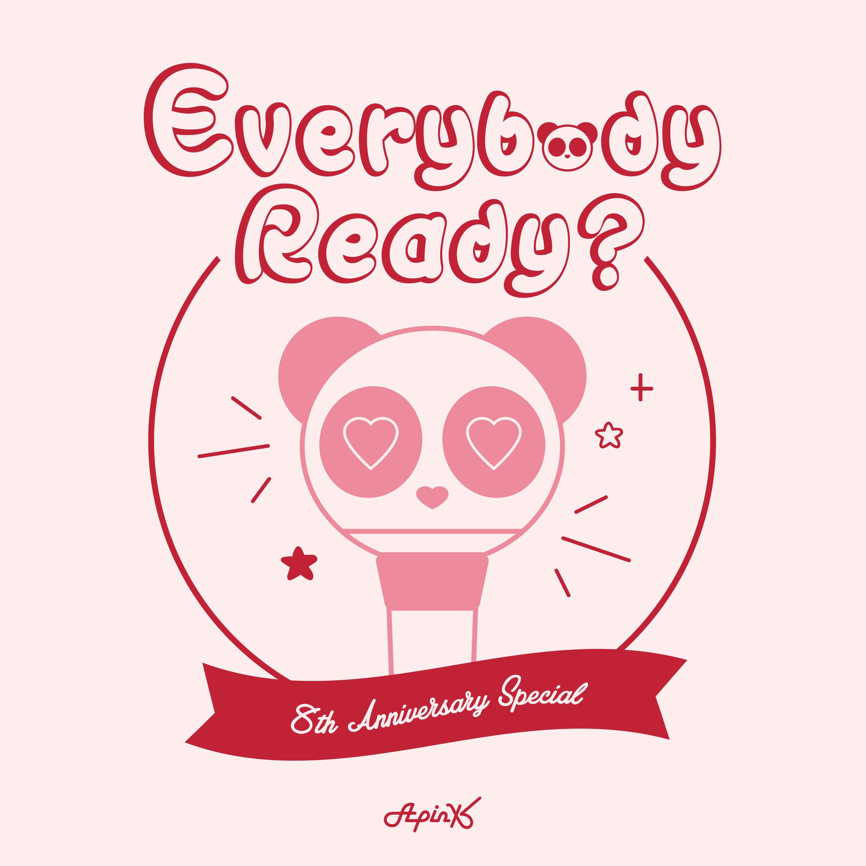 A Pink (에이핑크) – Everybody Ready? [FLAC + MP3 320 / WEB] [2019.04.19]
